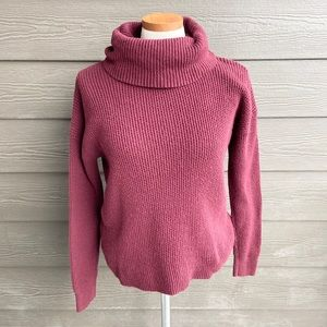 Madewell Removable Cowl Sweater